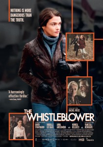 The Whistleblower, Larysa Kondracki