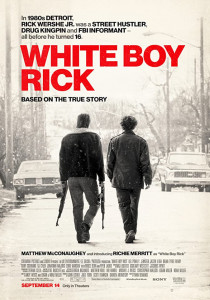 White Boy Rick, Yann Demange
