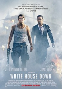 White House Down, Roland Emmerich