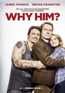Why Him?, John Hamburg