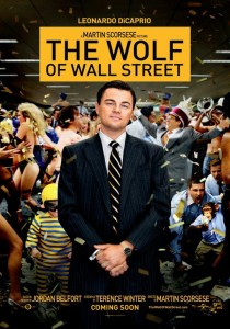The Wolf of Wall Street, Martin Scorsese