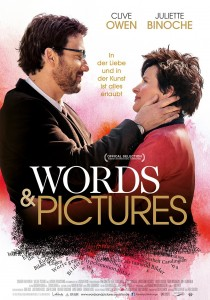 Words and Pictures, Fred Schepisi