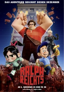 Wreck-it Ralph, Rich Moore