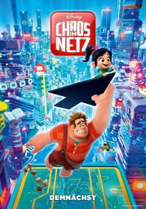 Wreck-It Ralph 2, Phil Johnston Rich Moore
