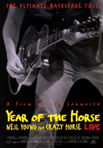 Year of the Horse, Jim Jarmusch
