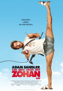 You Don't Mess with the Zohan, Dennis Dugan