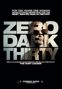 Zero Dark Thirty, Kathryn Bigelow