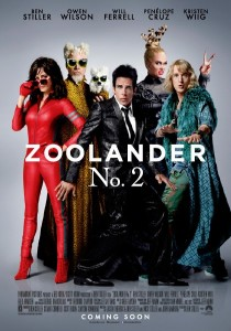 Zoolander 2, Justin Theroux